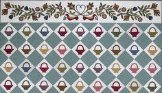 brookfield quilt pattern bateman - Google Search
