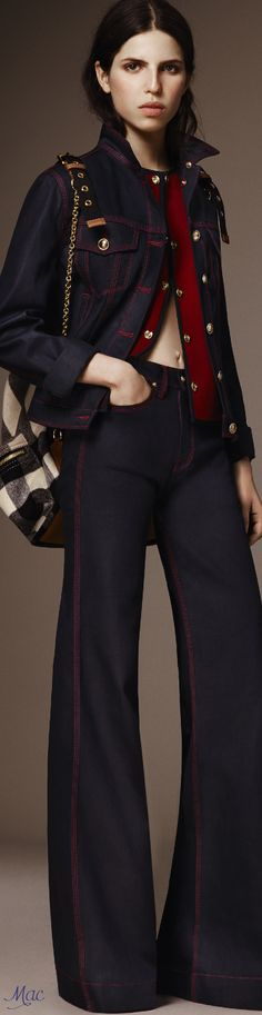 Pre-Fall 2016 Burberry ♕BOUTIQUE CHIC♕