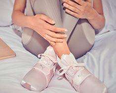 Details about Puma Phenom Satin Lo En Pointe Womens Fitness Training Trainer Shoe