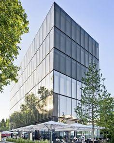 Büro und Geschäftshaus KWS 253. Düsseldorf | RKW Architektur + Städtebau