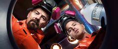 L'intégralité de la série Breaking Bad en DVD
