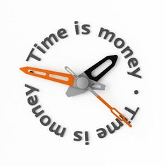 science of success: TIME is MONEY!