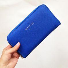 ¿No les pasa que ven algo en este tono de azul y 💙😍? #westies #accesorio
