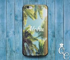 iPhone 4 5 6 Plus + iPod Touch Generation Beautiful Hawaii Quote Phone Cover Cute Custom Tropical Beach Ocean Case Cute Cases, Cool Phone Cases, Iphone Cases, Iphone 4, Ipod Covers, Phone Cover, Hawaii Quotes, Diy Phone Case Design, Diy Gifts For Kids