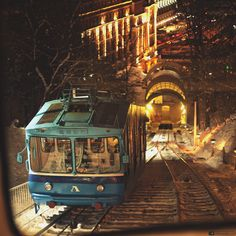 funicular. by Oleksandr Gontar on 500px