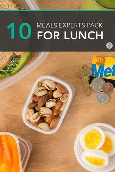 What the World's Top Health Experts Pack for Lunch — Want to eat like some of the healthiest people in the world? Whip up one of these delicious meals! #healthy #recipes #lunch #tips #greatist