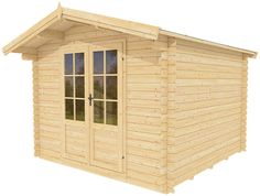 Douglas 10 x 8 shed