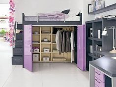 #MilwaukeeWindows Teenage Girl Loft Bedrooms