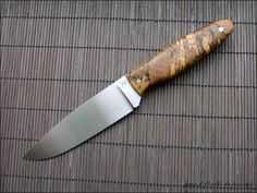Polish knifemaker, killrathi, KILLBUSHKITCHENCRAFT ;)