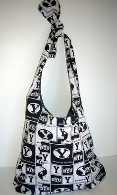 Great BYU Cougar's Tote bag Eco Friendly Market by CheriesPlace, $28.00