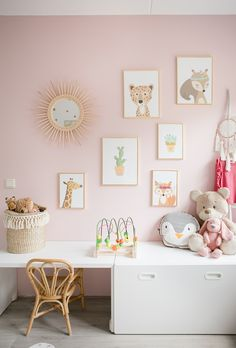 This unique boho girls room most certainly is an inspiring and fantastic idea Baby Bedroom, Baby Room Decor, Nursery Room, Girls Bedroom, Minimalist Kids, Fantasy Bedroom, Little Girl Rooms, Room Inspiration, Home Decor