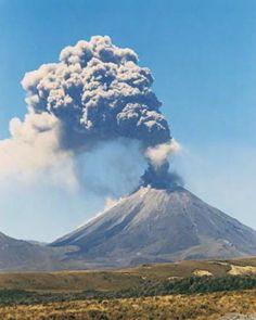 ceniza volcanica popocatepetl