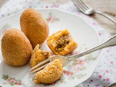 Arancini di riso siciliani - Ricetta