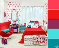 A princess bedroom!