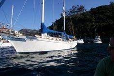 A beautiful old Brewer 45 ketch. An awesome cruising liveaboard for anywhere with decent wind. YachtWorld.com