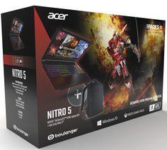 PC Gamer Acer Pack Nitro 5 AN517-52-54PM + Sac à Dos pas cher - 😍Découvrir ici - #Ordinateurportable #Boulanger #PcPortable #OrdinateurportableAcer #Acer #portable #pcgamer #gamer #gaming