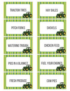 Tractors 845902742497964422 - Source by Tractor Birthday, Farm Birthday, Third Birthday, 3rd Birthday Parties, Birthday Ideas, Aries Birthday, Birthday Board, John Deere Party, Editable