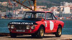 1971 Lancia Fulvia - Coupe Rallye 1.6 H Fanalone | Classic Driver Market