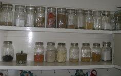 Lorena's Queen Agee Jars Art Deco Home, Mason Jars, Creative, House, Home Decor, Decoration Home, Art Deco House, Home, Room Decor