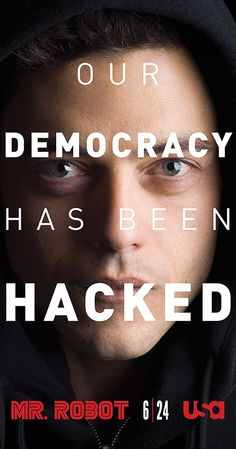 Created by Sam Esmail.  With Rami Malek, Christian Slater, Portia Doubleday, Carly Chaikin. Follows a young computer programmer who suffers from social anxiety disorder and forms connections through hacking. He's recruited by a mysterious anarchist, who calls himself Mr. Robot.