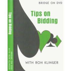 Tips on Bidding - http://www.bridgeshop.com.au/software-games/bridge-dvds/tips-on-bidding-dvd.html
