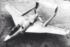 Experimental Nazi fighter.