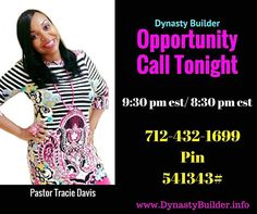"Be my guest tonight!!! Change is here!! It's ""Testimony Tuesday"" tonight at 9:30 pm. Dial in to hear how our amazing products are changing lives every single day. Set your timer. FREE Iaso #detoxtea Sample for those that join us on the call to listen in. DM me once it ends so I will know where to send the sample. See you at 9:30pm est."