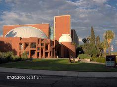 Flandrau Science Center & Planetarium - Tucson