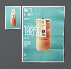 Creative Food, Identity, Fruita, Blanch, and Designed image ideas & inspiration on Designspiration Art Design, Food Design, Layout Design, Print Layout, Cover Design, Design Ideas, Packaging Design Inspiration, Graphic Design Inspiration, Graphic Projects