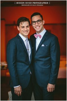 Gay Wedding in Rhinebeck, New York | { Hudson River Photographer}