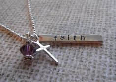Love this Cross necklace!