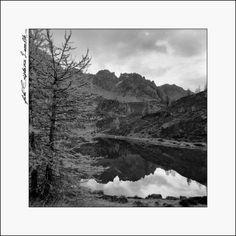 https://flic.kr/p/duBSq5 | Lago Nero - Valle Maira | Sali di Argento - Hasselblad 500CM - Foma 100