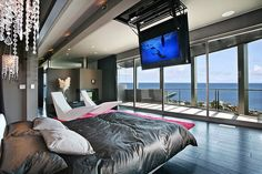 dream view from bed