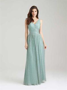 Bridesmaid Dresses Available at Ella Park Bridal | Newburgh, IN | 812.853.1800 | Allure Bridesmaids - Style 1476 Shimmer Knit