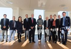Crown Princess Mary at the European Society for Medical Oncology Congress