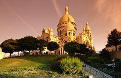 Sacré-Coeur, Montmartre