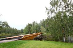 Museo Gösta Serlachius en Finlandia – ARQA