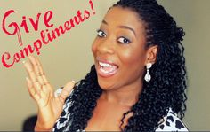 Giving Compliments by Sisi Yemmie