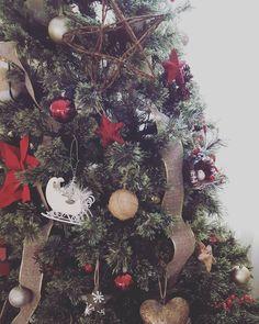 Ravishing Rustic Christmas Tree