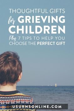 10 Thoughtful Gifts for Grieving Children Condolence Gift, Sympathy Gifts, Christmas Gifts For Friends, Teacher Christmas Gifts, Parent Gifts, Gifts For Kids, Memorial Gifts, Memorial Ideas, Losing A Parent