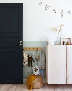 We all know how difficult it is to decorate a kids bedroom. A special place for any type of kid, this Shop The Look will get you all the kid's bedroom decor ide Baby Zimmer Ikea, Half Painted Walls, Kids Room Design, Toddler Rooms, Decor Room, Bedroom Decor, Modern Bedroom, Bedroom Wall, Bedroom Lamps