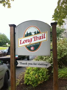 Long Trail Brewery in Bridgewater Corners, VT. Long Trail Ale slowly weaved its way into the Green Mountain landscape, becoming as much a Vermont tradition as the hiking trail itself.