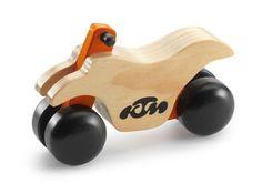 KTM BABY WOODEN BIKE TOY - Gear 4 Direct