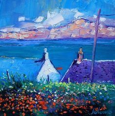 """Quiet Evening on the Sound of Iona"" Jolomo"
