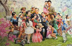 Kim Il Sung, el líder que quiso ser Papá Noel