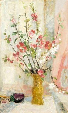 Les Pommeirs Du Japon Le Pho - Post Impressionism