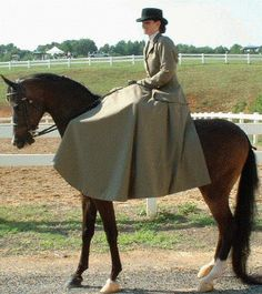 The High Hope Steeplechase is proud to announce a Ladies Side Saddle Race for 2016!