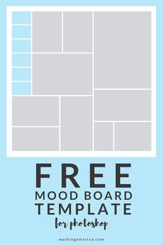 how to define your brand culture get 4 free mood board templates