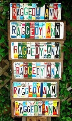<3   Raggedy Ann and Andy