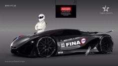 The Stig's BMW MT-58